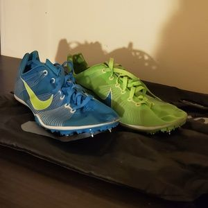Nike Zoom Victory Track Spikes Size 8.5 *USED